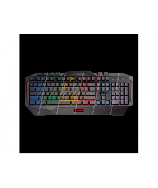 ASUS CERBERUS MKII MULTI-COLOUR LED BACKLIT GAMING KEYBOARD