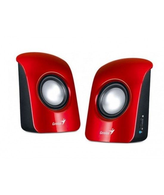 SP-U115 - STEREO USB POWERED SPEAKERS