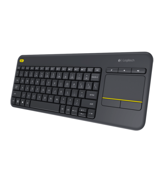 LOGITECH K400 PLUS - WIRELESS TOUCH KEYBOARD