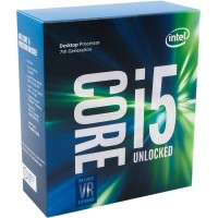 Intel® Core™ i5-7600 Kabylake Processor (6M Cache, up to 4.10 GHz)
